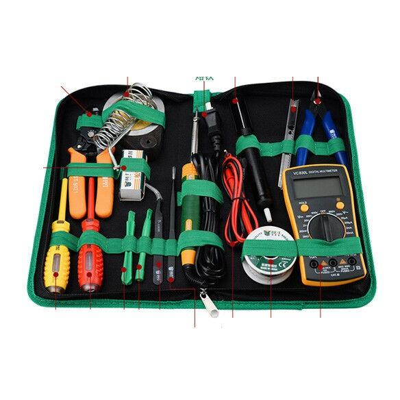 Repair Solder Multimeter Household Multi-functional Tools Kit