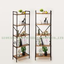 5 Layers CBNT Loft wall mounted metal floor spice rack Shelving