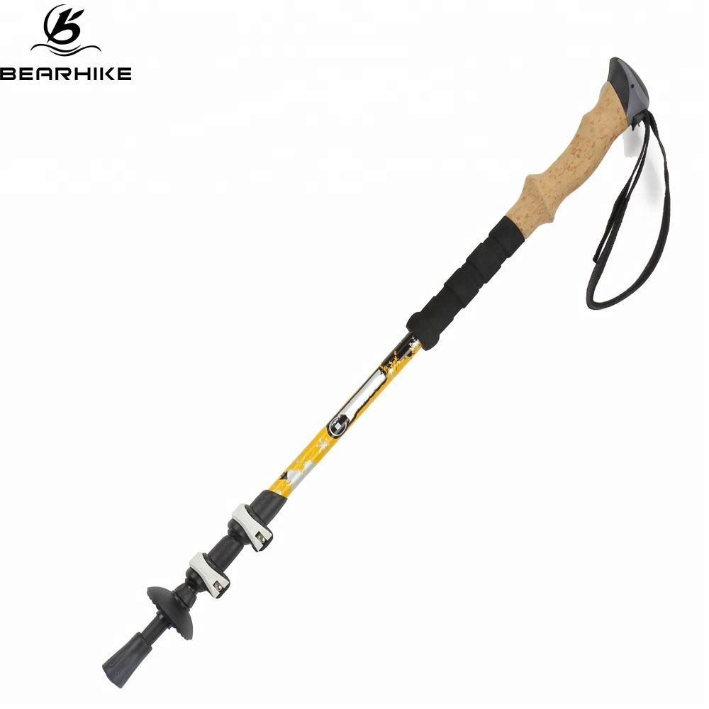 Ultralight Self Defense Stick North America Strong Carbon Fiber Hiking Trekking Poles
