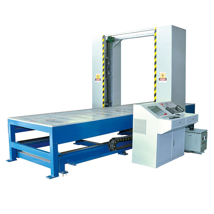 Automatic EPS Auto Cutter EPS Cutting Machine CNC Hot Wire Foam Cutter EPS Cutting Machine with Safty System
