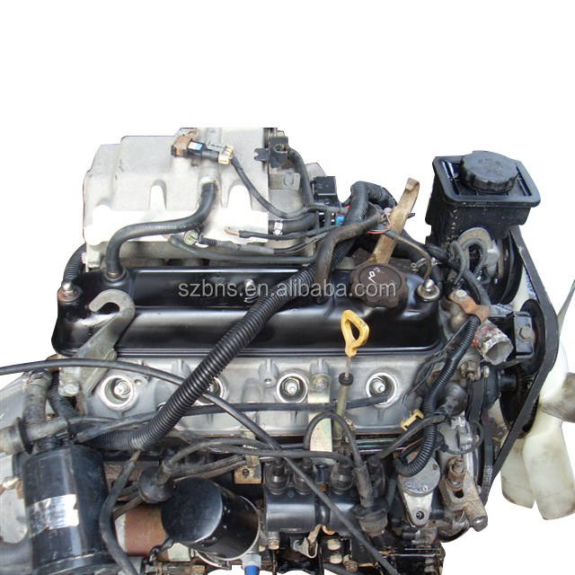 Good condition conplete Japan 4 Cylinders 3y 4Y Used Engine for Haice
