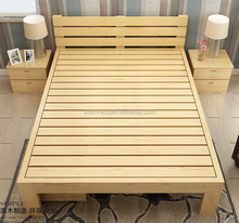 solid wood bedroom furniture wooden bed