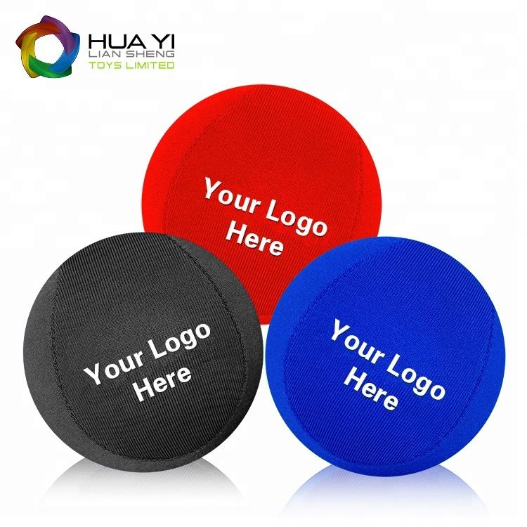 Hand Therapy Custom Stress Ball with Lycra Fabric Cover Imprinting Logo Stress Ball on sale