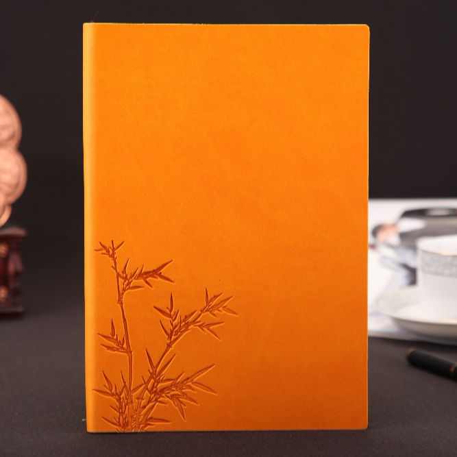 A5 Leather Bound Journal notebook, Wholesale Sewing Hardcover Notebooks
