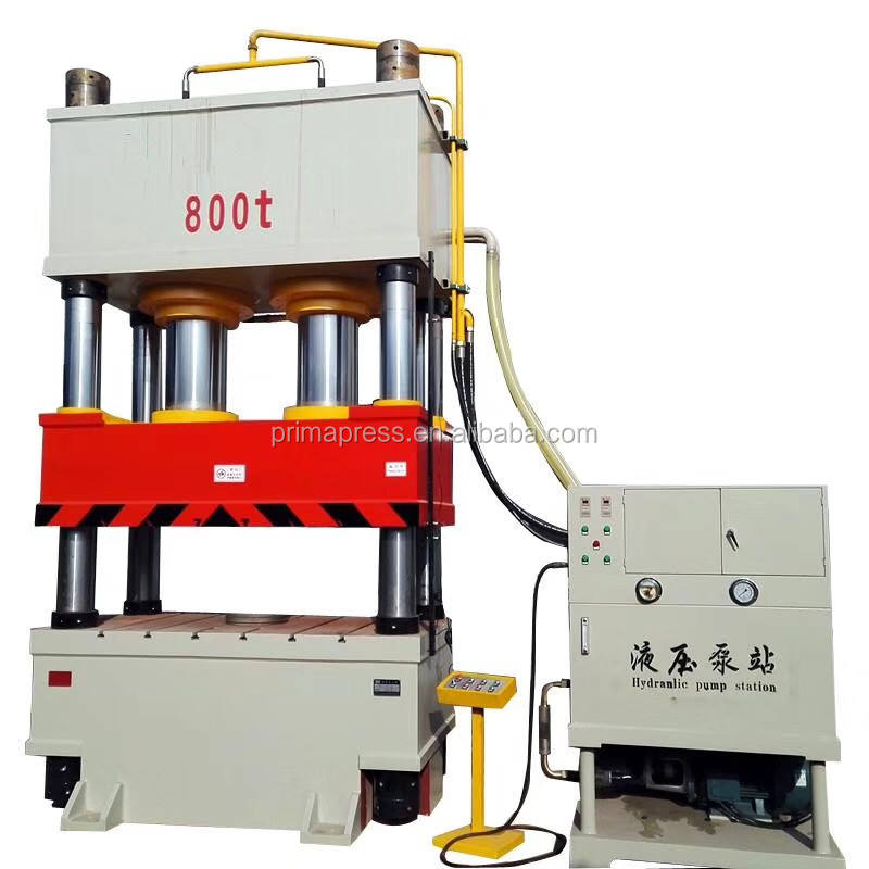 Y32 series 4 four column ceramic tiles manual hydraulic press machine,double action deep drawing hydraulic press 200t