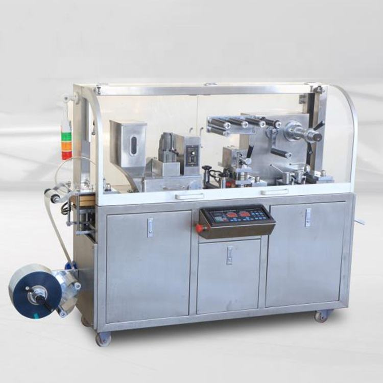 Latest producing syringe blister packing machine
