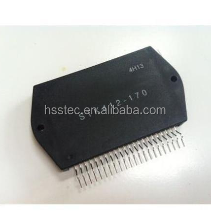 Integrated circuit parts STK412-170