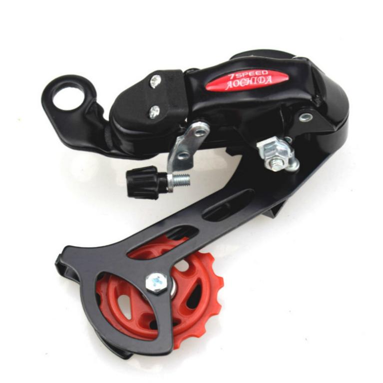 Fahrrad Hinten Kettenschaltung Aufhänger Aluminium Schwanz Haken Ersatzteile