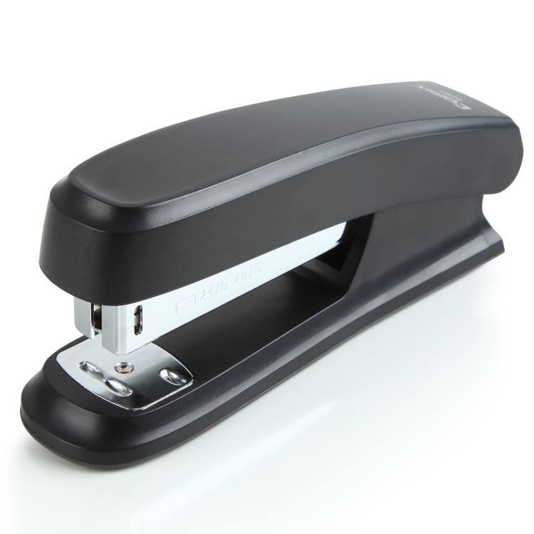 Comix slippy plastic new style 24/6 , 26/6 ,20 sheets, light and handy stapler