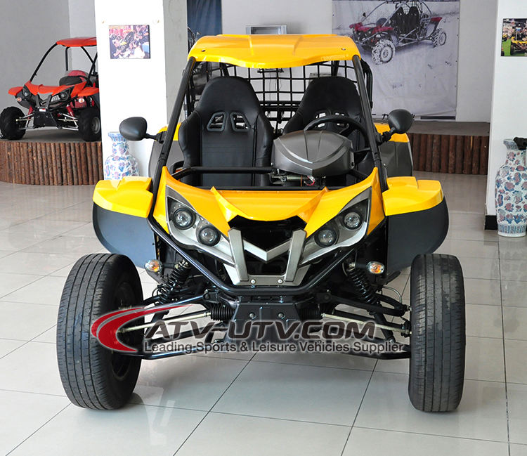 500cc 4x4 Dune Buggy with Single Cylinder