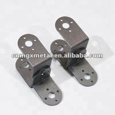 Custom Aluminum Thermostat Bracket for Cooling System