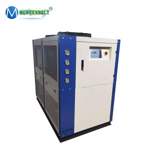 Industrial cold water chiller air cooled scroll chiller for cooling process
