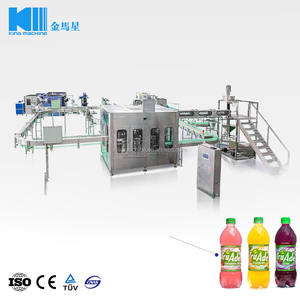 Complete Drinking juice Bottling Plant / Production Line / Filling Line