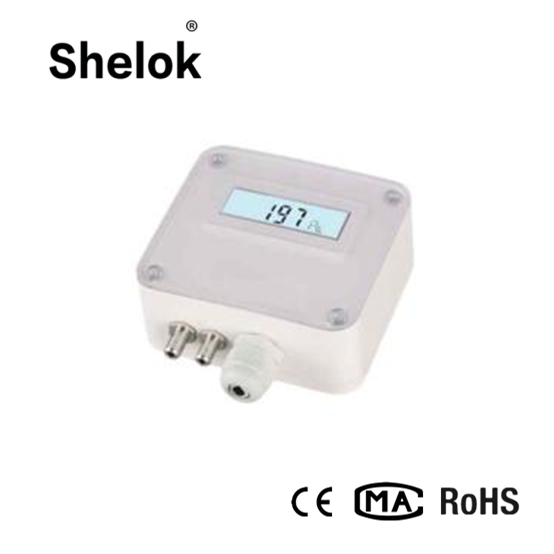 4~20mA air water micro Differential pressure transmitter