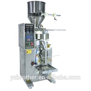 Automatic back sealing stick sachet sugar coffee packing machine