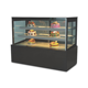 commercial Hot Sale Pastry Display Bakery Cake Showcase Refrigerator