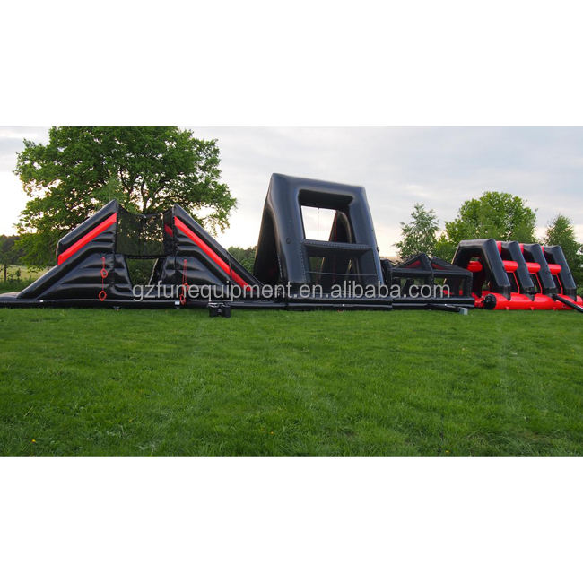 Fun trending products inflatable water obstacle course for sale / the beast inflatable obstacle / obstacle course equipment