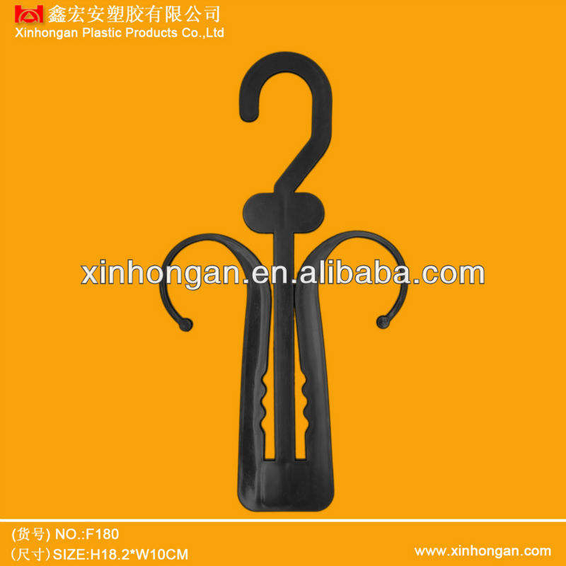 wholesale plastic shoe hanger