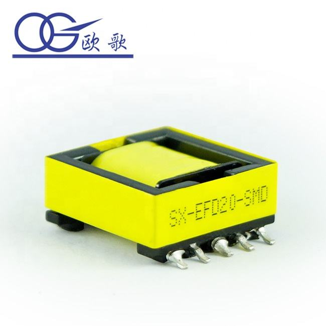EFD25 smd transformer,switching power supply transformer,230v ac 24v dc transformer