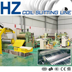 cold rolled coil slitting machine line