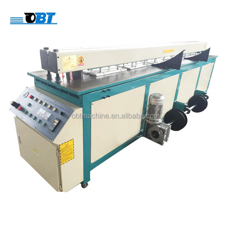 Tube rolling machine Automatic plastic sheet welding bending all-in-one pc
