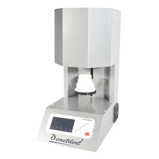 China hot sale HTS1800 dental zirconia sintering furnace price for lab