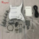 Electric Guitar Accessories Whole Set kits for DIY ST guitar Hardware Plastic parts