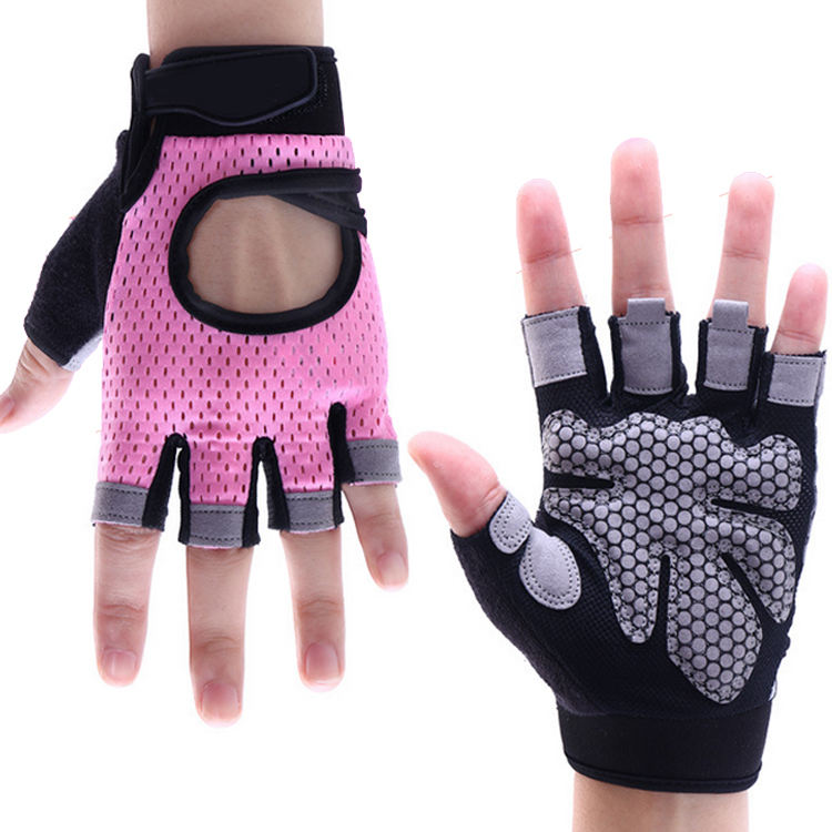 Top Quality Customized Fitness Man Women Ladies Gym Gloves