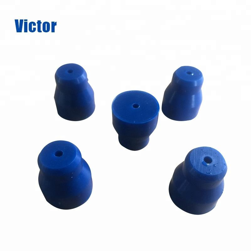 customize small size nbr silicon epdm rubber stopper