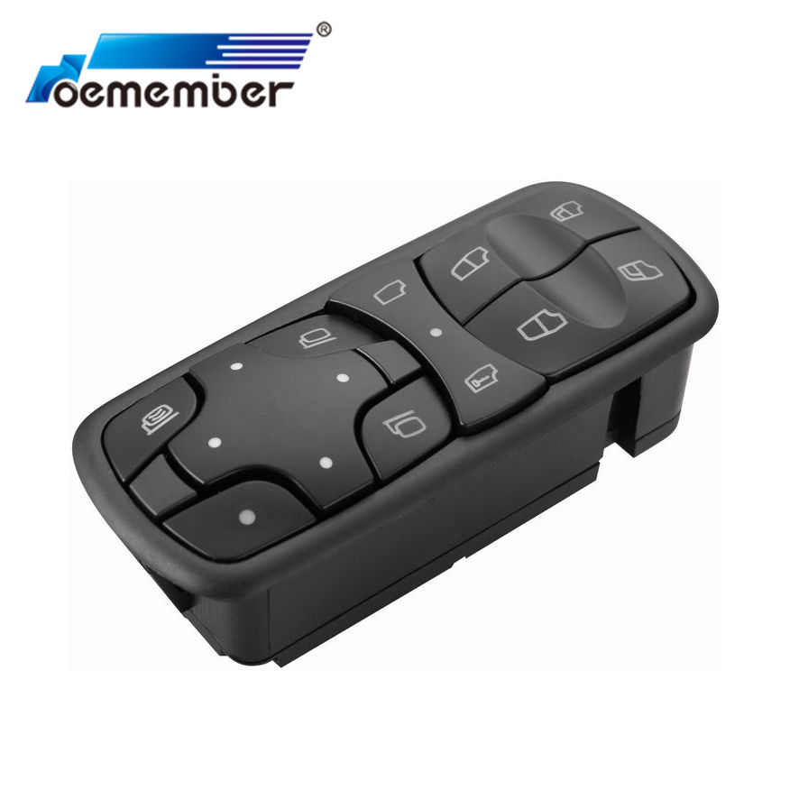 Oemember 9438200097 A9438200097 Electric Power Window Switch Single Button Control Master Car Auto Switch For BENZ