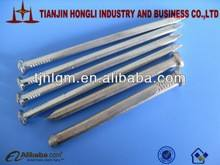 Galvanized Square Boat Nails for ship bulding and other consumption