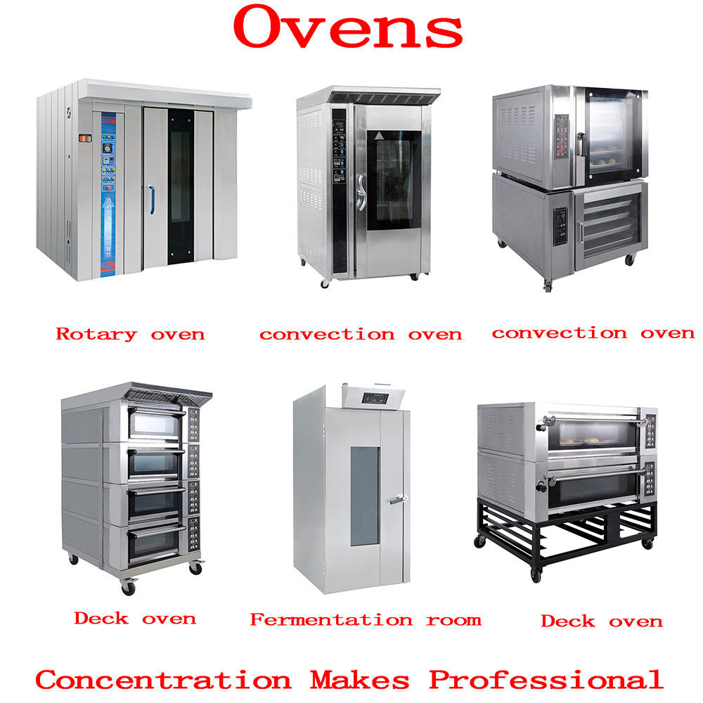 Rotary Ovens For Bakery