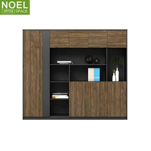 Cheap office furniture wooden file document cabinet