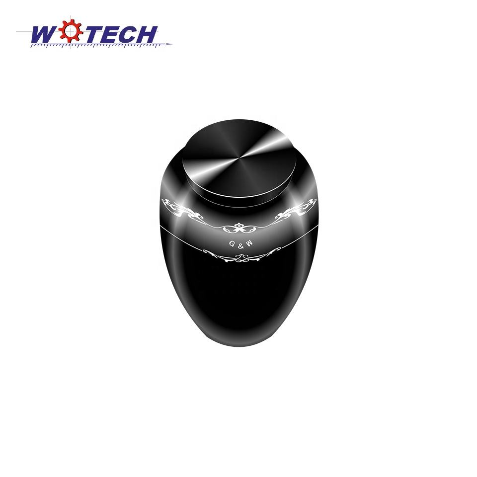 China Supplier Metal Spinning High Quality Cheap Cremation Urns