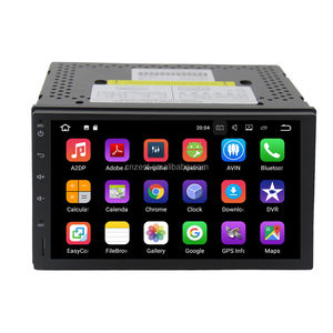 Full touch screen android navegador de carro sistema multimídia 2din universal android 10.0 carro dvd player