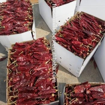 Hungarian Paprika Dried Red Sweet Paprika Pods Pimento Spanish bell pepper