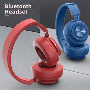 Get free samples foldable handsfree wireless stereo headset headphone