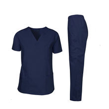 Medical Scrubs Wholesale Greys Anatomy Short Sleeve Womens Medical Uniforms Scrub Sets Dental Clinic Doctors Surgical Clothes