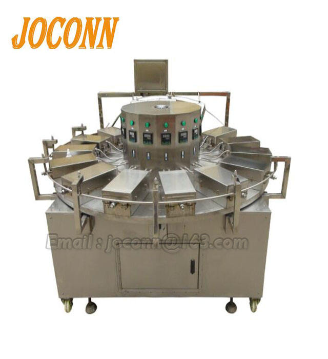 Crispy Egg Roll Crispy Biscuit Roll Making Machine/ Ice Cream Cone Wafer Biscuit Egg Rolled maker
