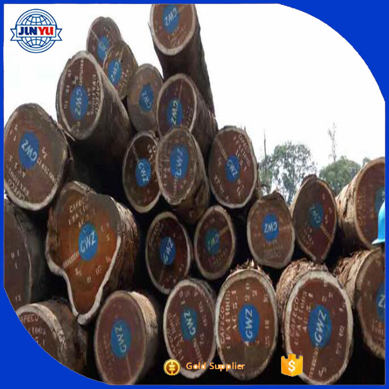 2019 new On Sale ! Rosewood / Azobe / Tali / Pine / Doussie Wood Logs