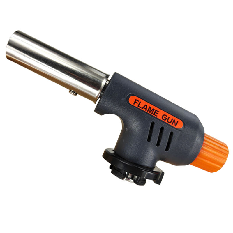 flame gun/blow gas torch fire gun butane for portable welding Flame gun