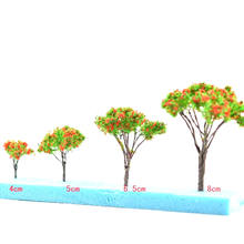 Customized artificial architectural models materials scale decorative natural tree trunk for architecture models