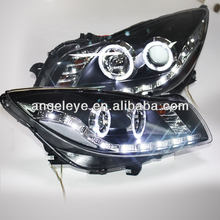 Buick Verano Regal Opel insignia LED Angel Eyes Headlight 2010-2013 Year LDV1