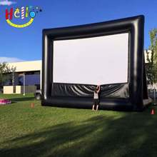 giant outdoor inflatable movie screen