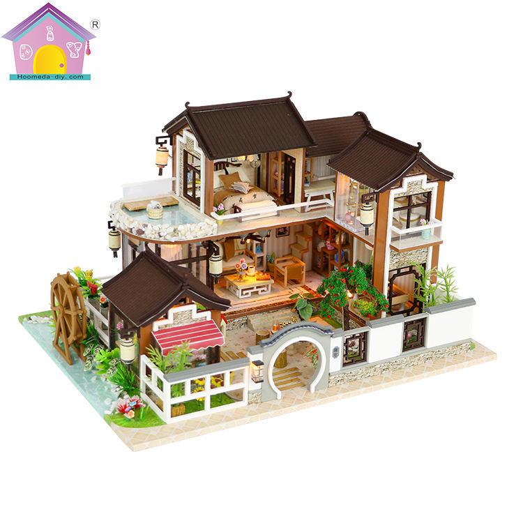 PLAIN TILE DOLLHOUSE MINIATURE HOUSE BUILDING SUPPLY MADE BY WORLD MODEL COMPANY