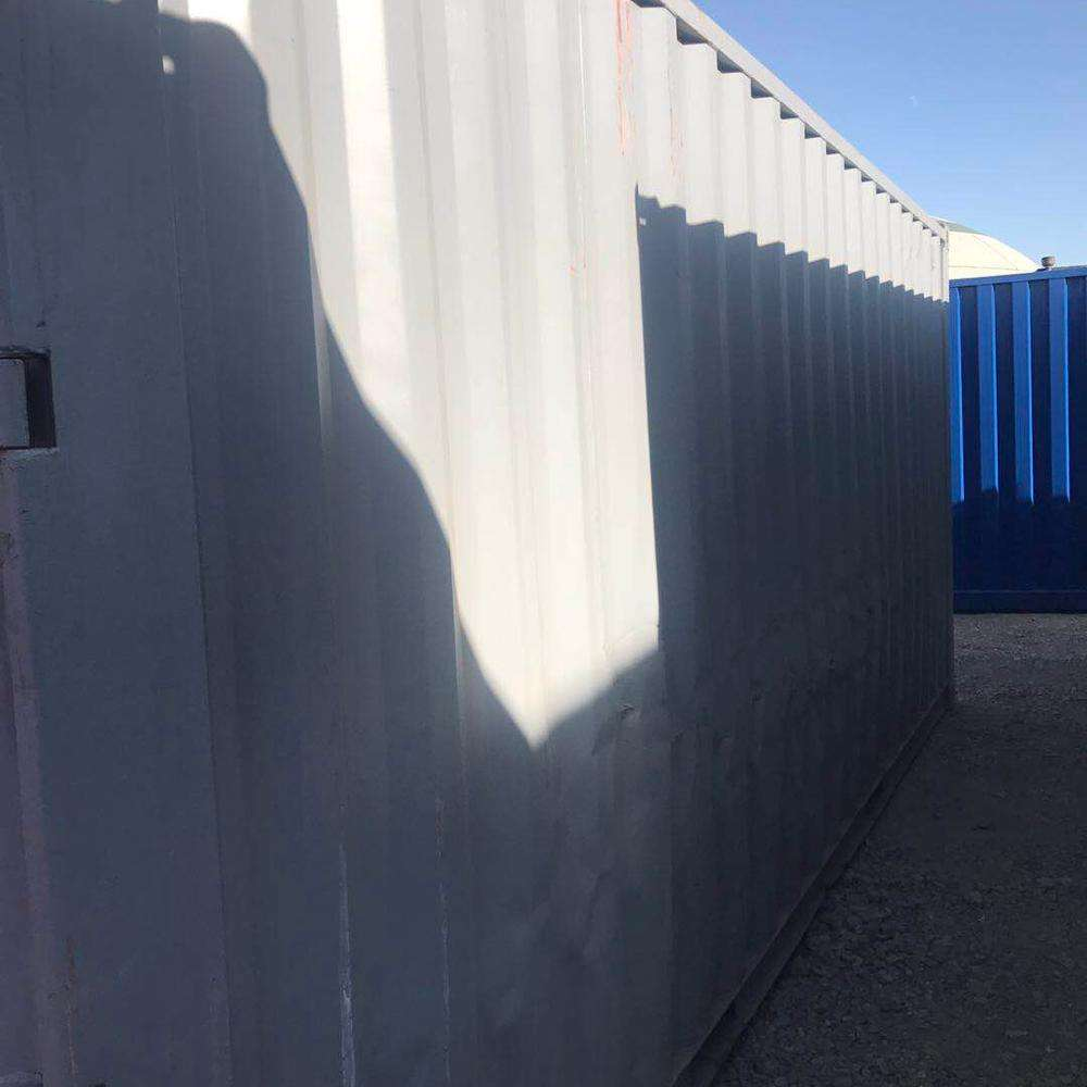Dry Cargo type csc plate shipping container for sale