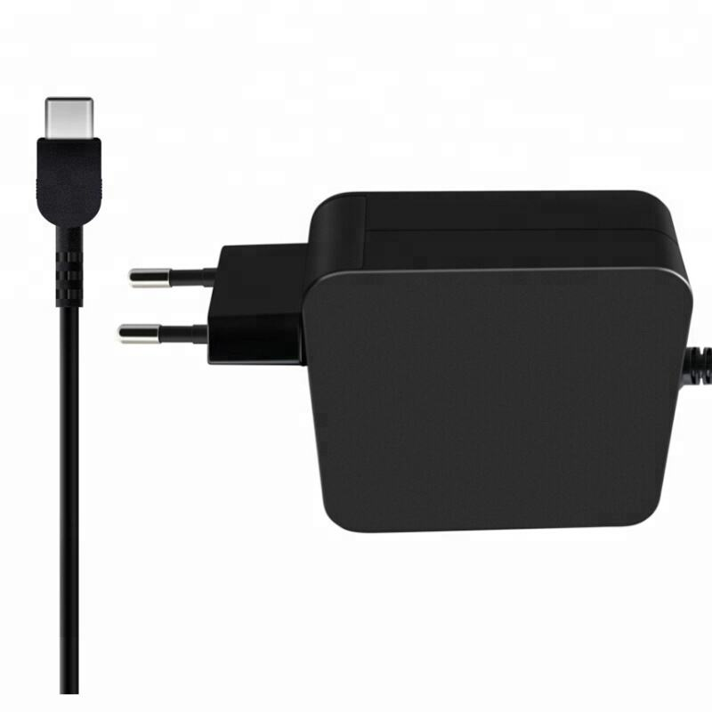 Power Adapter 65 w USB-C PD Charger voor Laptop Mobiele Telefoon