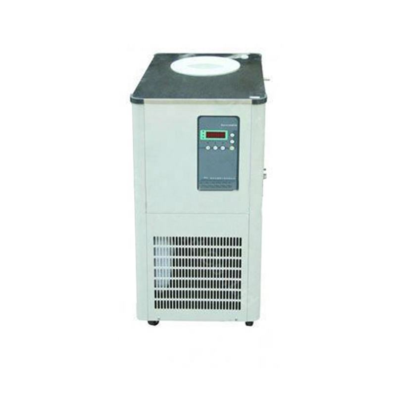 High efficiency economical low temperature circulating pump chiller with stable operation