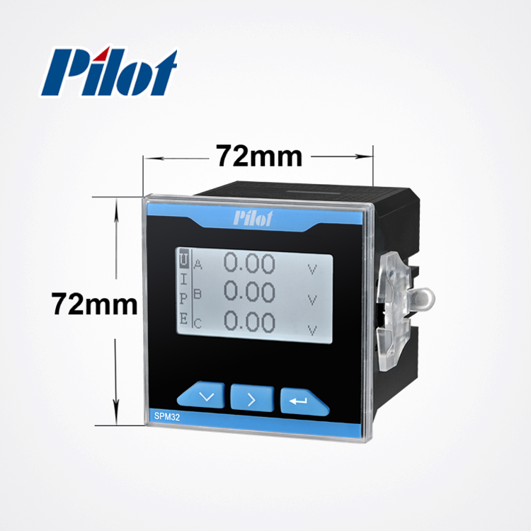 Pilot SPM32 Digital Multifunction Meter Harga