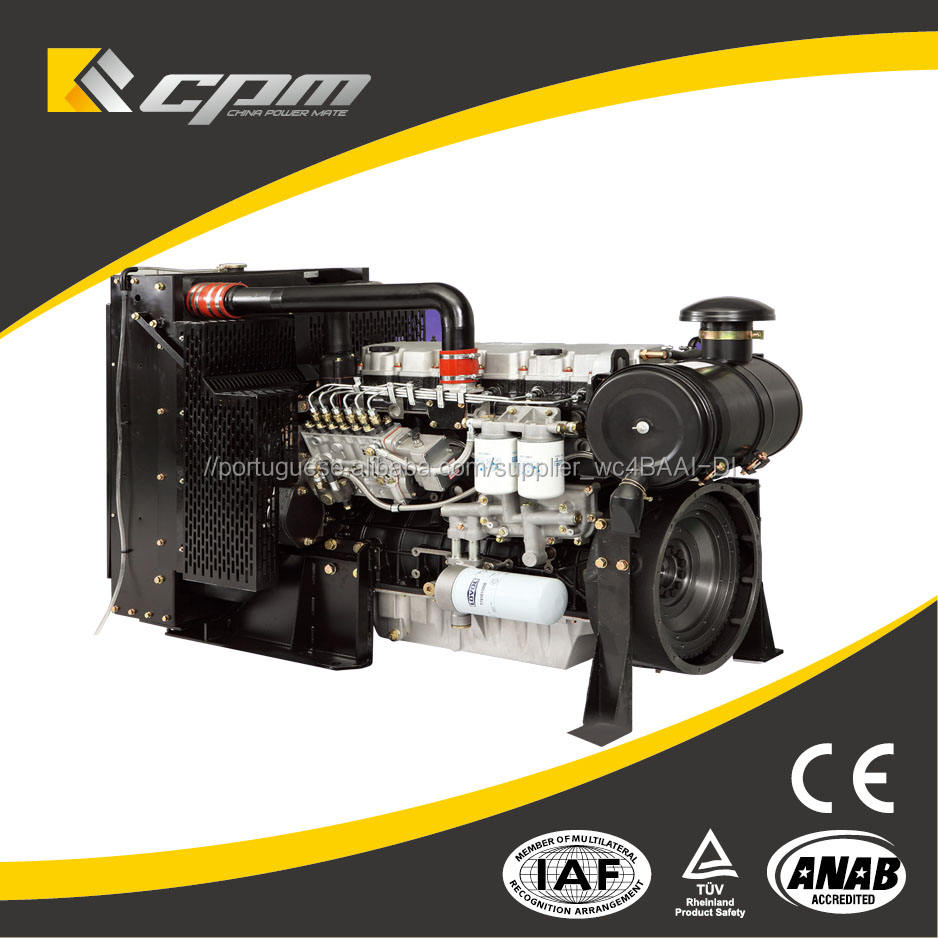 Bomba para Grupo Gerador Diesel <span class=keywords><strong>Lovol</strong></span> Engine Com In-line Modelo 1106C-P6TAG3
